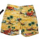 Men's XXL Polo Ralph Lauren Swimwear Board Shorts Trunks Leopard Palm