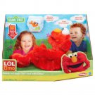 "HOT TOY 13""L Playskool ELMO LOL +Dorothy Laugh Out Loud Tickle Me Gift Ages 18M+"