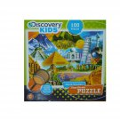 100 Pcs Discovery Kids Wold Wonders Magnifinder Puzzle 12 Fun Facts Gift Ages 6+