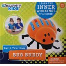 Discovery Kids LEARN HOW A MOTOR WORKS Build a Bug Buddy Toy Gift Ages 6+