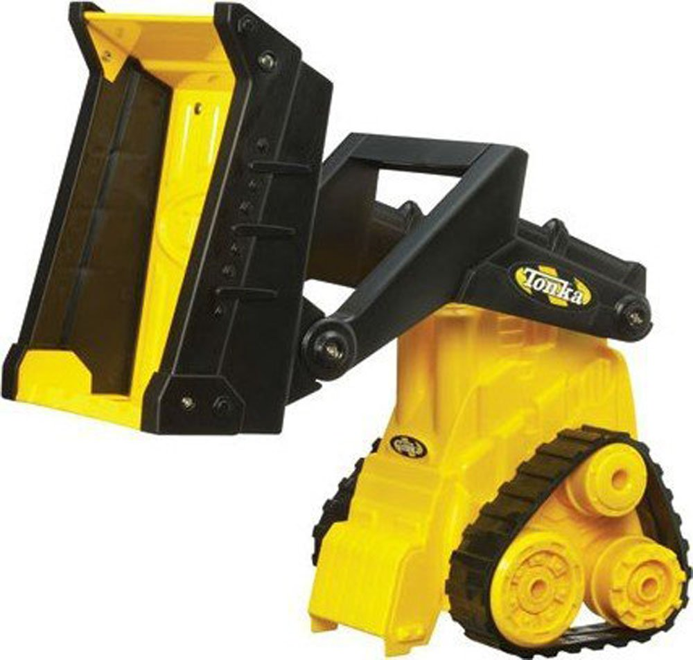 """10""""L Tonka FRONT LOADER Real Rugged Durable Construction Truck Gift Boys Ages 3+"""