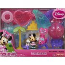 13 Pcs Disney Minnie Mouse Bowtique Beach Pack Set Fisher Price Girls Gift 2+