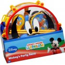 HOT TOY Disney Mickey Mouse Party Band Drum Flute 10 Piece Set Boys Gift 3+