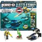 66pcs Hasbro Kre-o Battleship Ocean Attack 38952 Boys Gift Toy 6-12 Ages