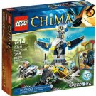 369 Pcs Lego Legends of Chima Eagles Castle (70011) Gift Ages 7-14 Building Toy