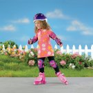 Fisher Price Barbie Grow with Me 1,2,3 Inline Skates Hot Toy Gift Ages 2-5 Years