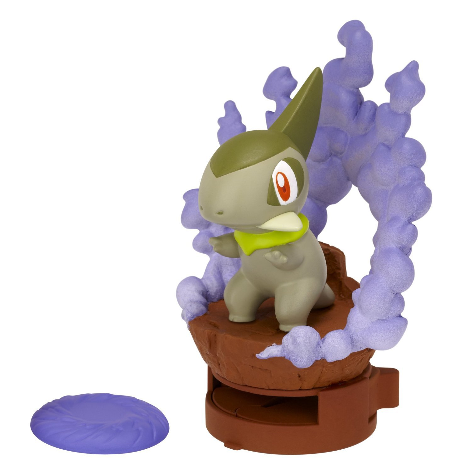 """7 Pcs Pokemon 3"""" Axew Dragon Type Attack Figure Boys Collectors Gift Ages 4+"""