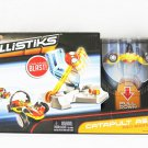 Hot Wheels Ballistiks CATAPULT ASSAULT Launcher + Car Playset Toy Boys Gift 4+