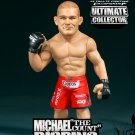 "UFC Michael ""The Count"" Bisping Action Figure Ultimate Collector Ages 5+"