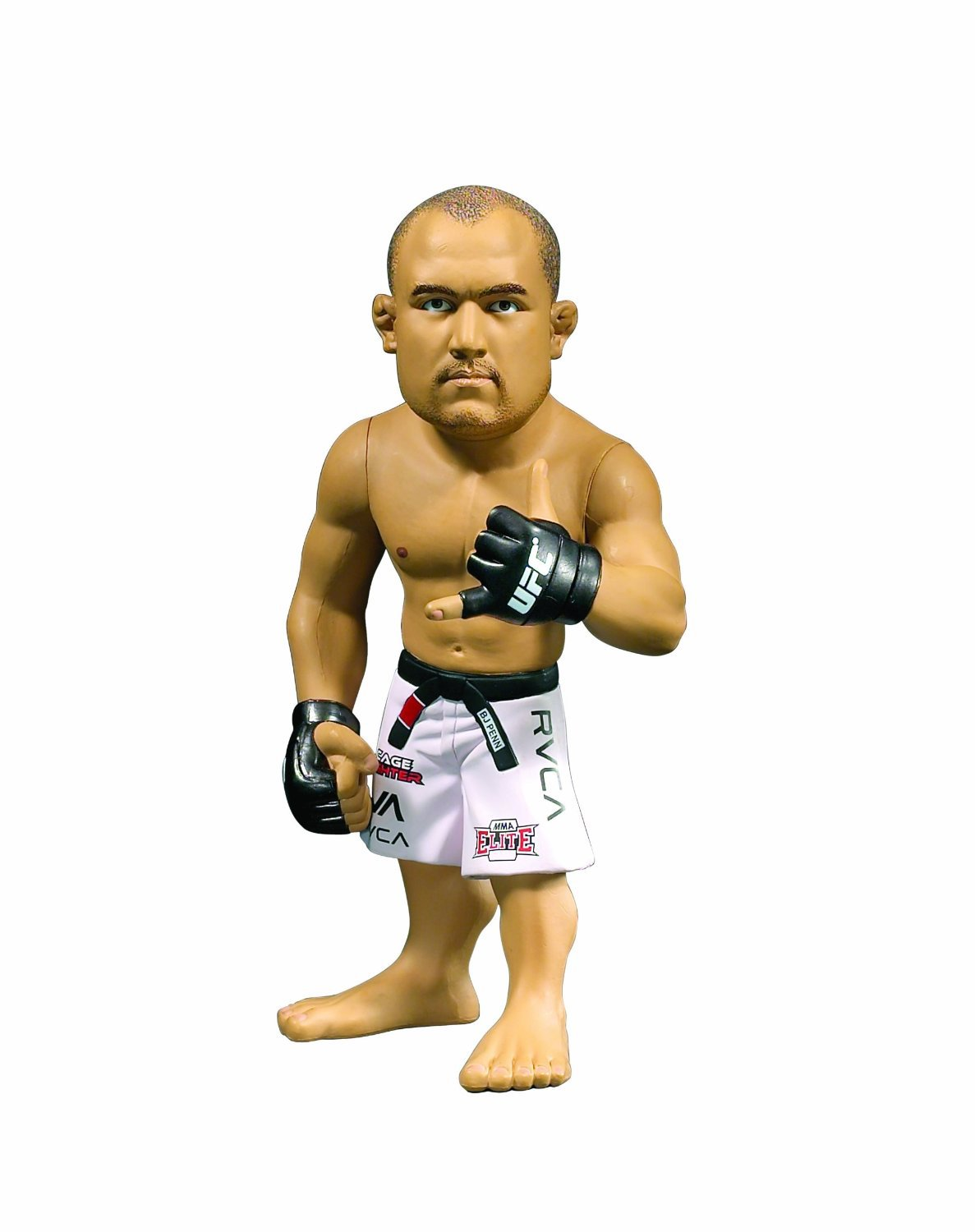 """UFC BJ """"The Prodigy"""" Penn Action Figure Ultimate Collector Ages Boys Gift 5+"""