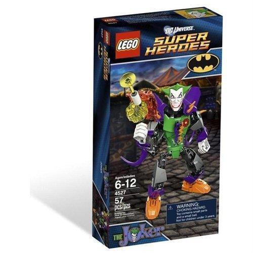 57 Pcs Lego Super Heroes The Joker Batman (4527) Boys Collectors Gift Ages 6-12