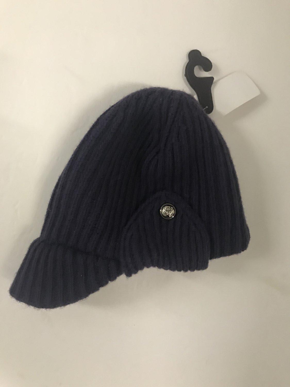 Michael Kors Wool Women's Winter Purple Hat Size O/S