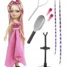 Bratz Featherageous Blond/Pink Doll - Cloe