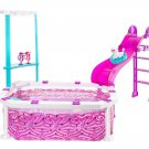 Barbie Glam House Pool Summer Vacation Fun Gift