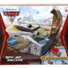 Disney Pixar Cars 2 Spy Jet Escape Track Set Mater Spy Jet Vehicle Car Ages 4+