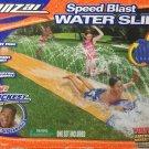 Banzai Speed Blast 16' Water Slide With Bonus Body Board Summer Vacation Party