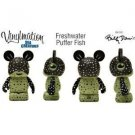 Collectors Gift Disney Vinylmation Sea Creatures Puffer Fish Ages 3+