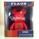 Collectors Gift Disney Vinylmation Flags Series Morocco Figure Ages 3+