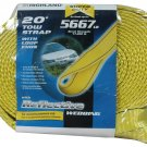 Highland 20' Two Strap Super Duty with Loop Ends Loads Up to 5667 Lb