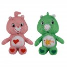 Care Bears Splish Splashers - Love-a-Lot Bear and Oopsy Bear Collectible