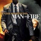 Man On Fire [DVD] Widescreen Denzel Wasington