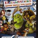 Dreamworks Movie Trivia DVD Game