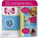 Puppy Tweets Blue