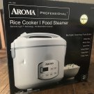 Aroma Professional Rice Cooker Steamer