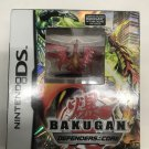 Nintendo DS Bakugan Defenders of the Cores with Action Figure - Assorted