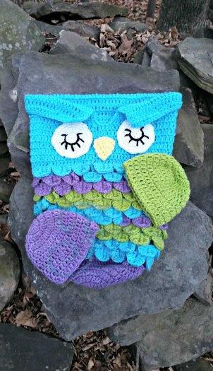 Owl Cocoon