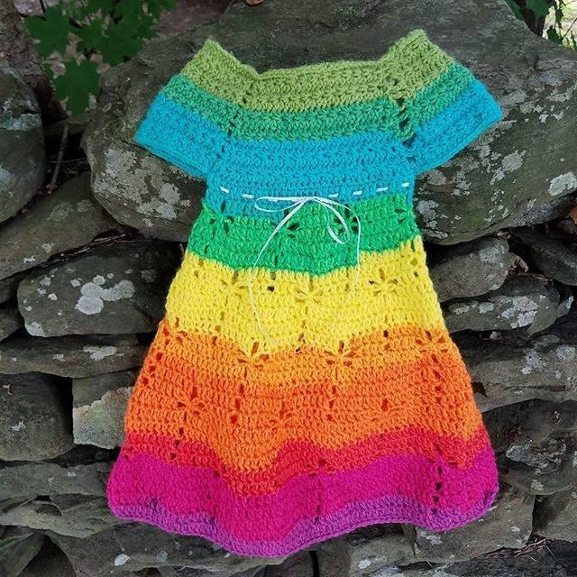 Starry Night Dress Pattern