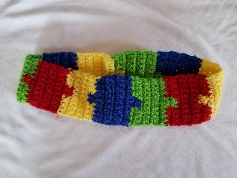 Autism Headband Graph