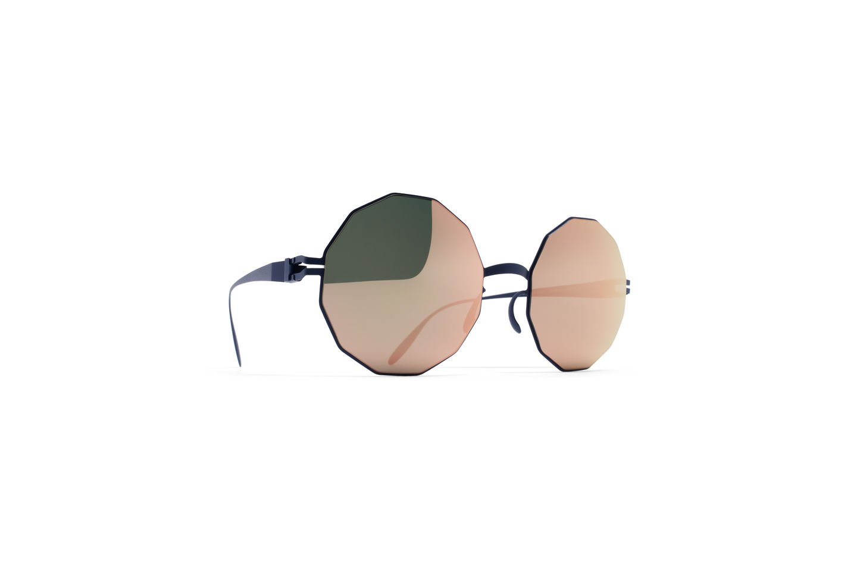 Sunglasses Mykita Bernhard Willheim VERUSCHKA F65 Women Blue
