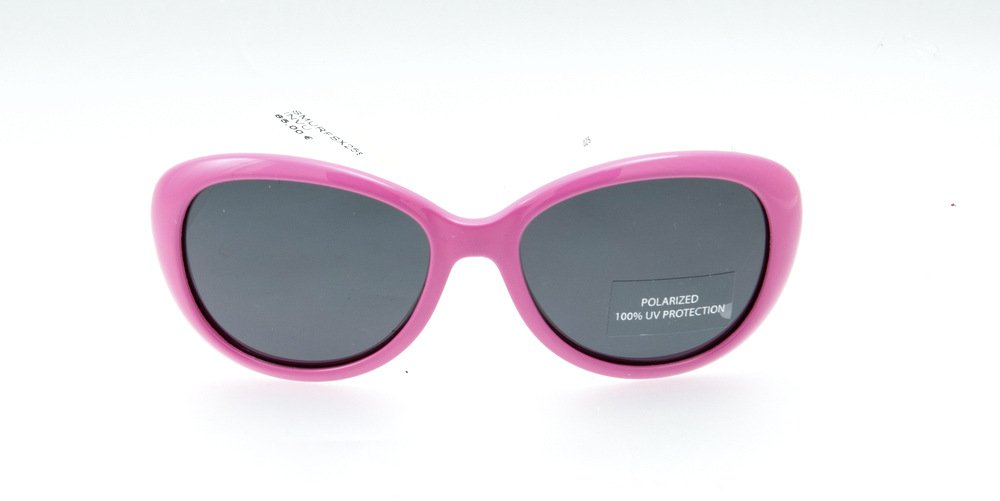 Sunglasses Invu SMURFS X2594A PINK Kid Pink Square