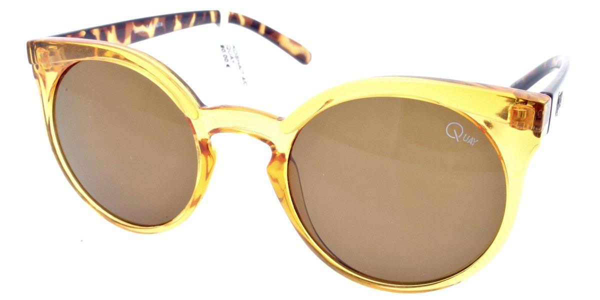 Sunglasses QUAY KOSHA BRN 7.4 Women Honey Cat-eye