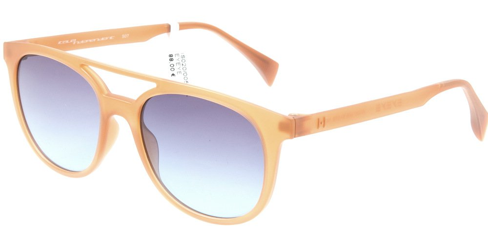 Sunglasses Eyeye IS020 005.000 Unisex Honey Square Gradient
