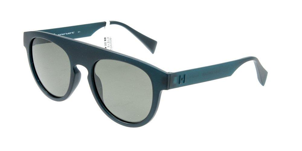 Sunglasses Eyeye IS023 021.000 Unisex Dark Blue Round G-15