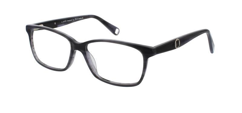 Eyeglasses Lapo LA AA048 93 Unisex Grey Square