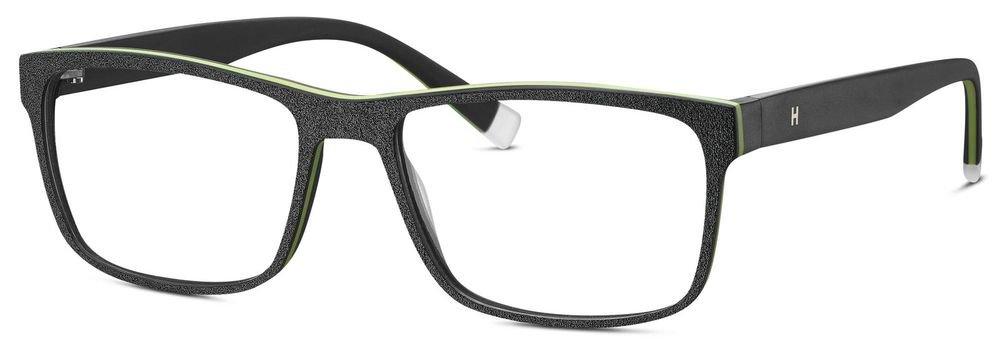 Eyeglasses Eschenbach ES583076 14 Unisex Black Square Clear