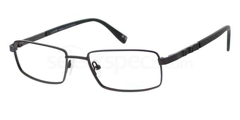 Eyeglasses Lapo LA MM131 03 Unisex Silver Square