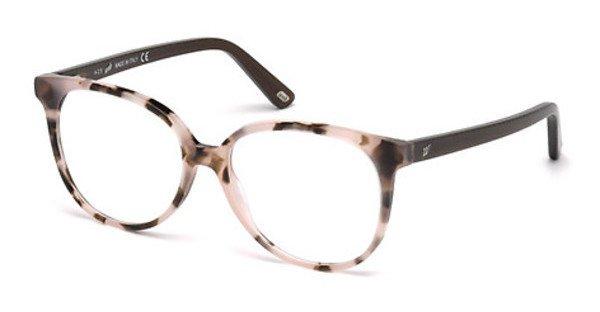 Eyeglasses Web WE 5199 056 Women Tortoise Round