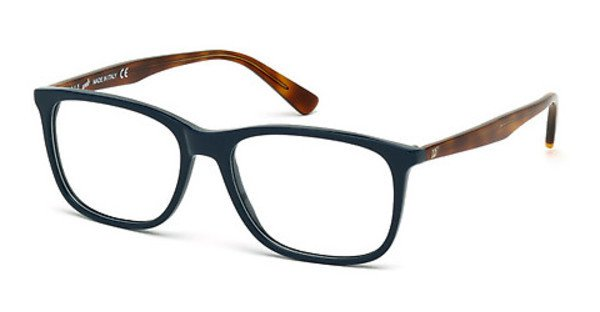 Eyeglasses Web WE 5180 091 Unisex Black Square
