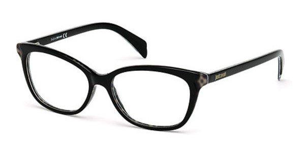 Eyeglasses Just Cavalli JC 0709 005 Women Black Square