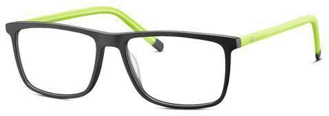 Eyeglasses Eschenbach ES583070 10 Unisex Black Square Clear