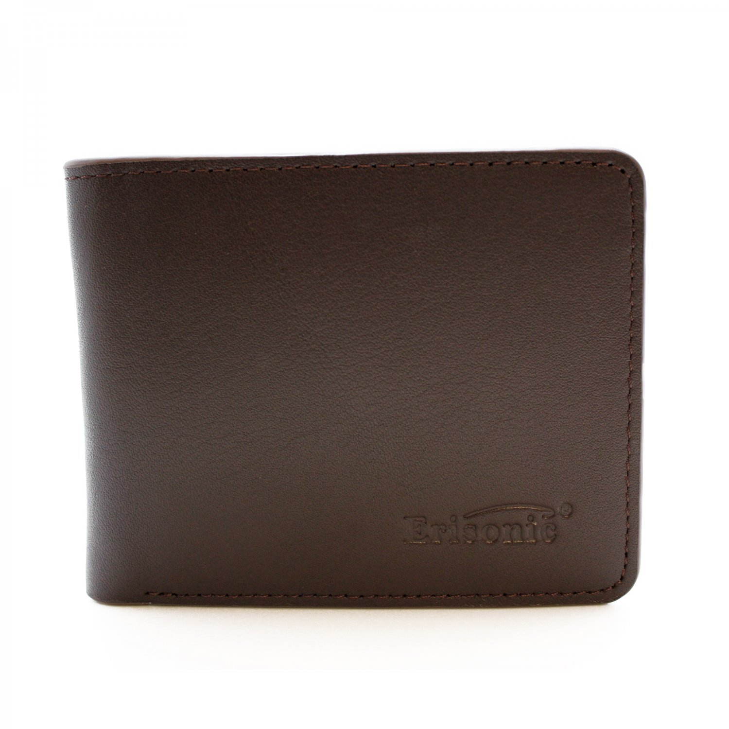 Erisonic Leather Smart Wallet Bluetooth Wallet with Iphone/Android app anti-lost for men