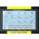 TS10ABH HealthmateForever TENS Unit Electrical Muscle Stimulator Yellow