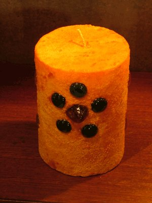Safety Aroma Candle