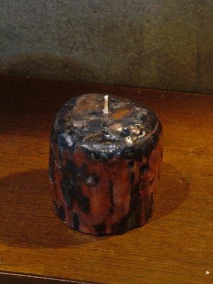 Aroma Safety Fantasy Candle Cake