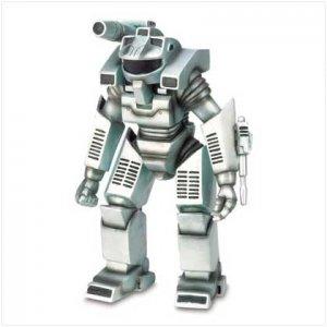 Robot Gunner Figurine