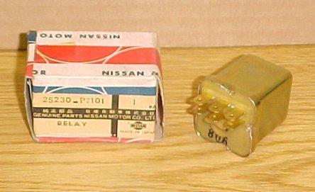 Datsun / Nissan 280ZX New Factory Starter Relay